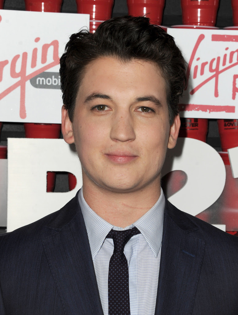 "Miles Teller - Premiere Of Relativity Media's ""21 And Over"" - Red Carpet"