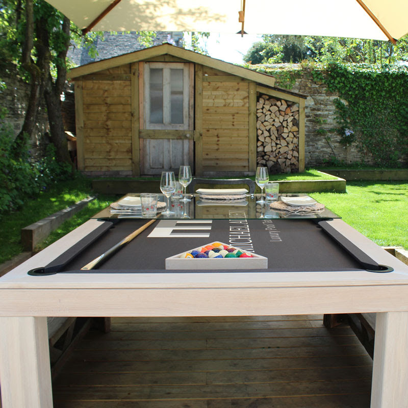 Outdoor Pool Table – Pooltables.ch