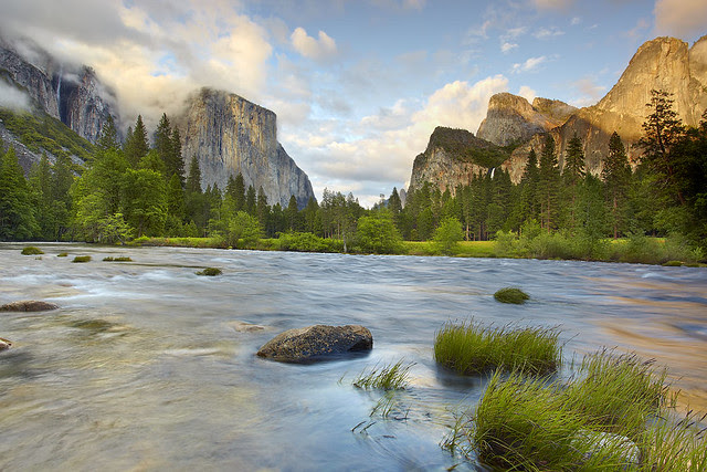 Valley View #1 - Yosemite National Park