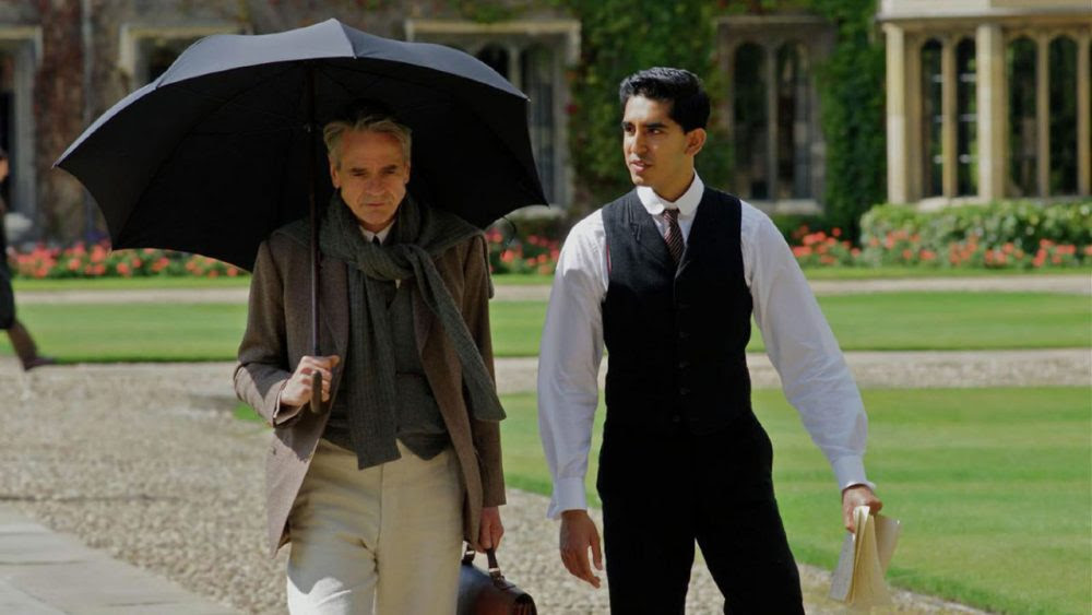Jeremy Irons And Dev Patel Combine Their Talents In The Man