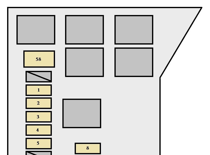 31 2017 Toyota Highlander Fuse Box Diagram