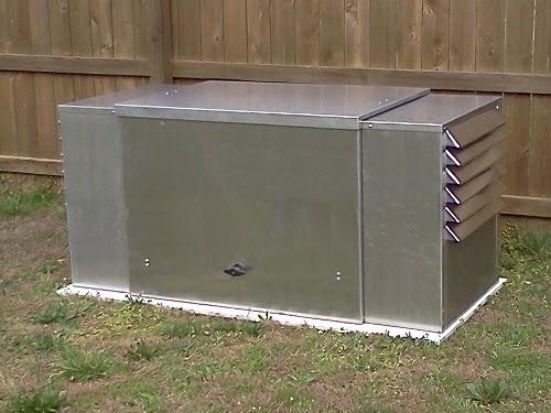 Crav Free Outdoor Enclosure For Portable Generator