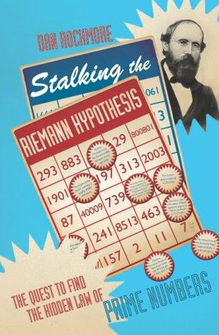 Dan Rockmore. Stalking the Riemann Hypothesis