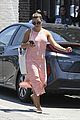 lea michele looks pretty in pink after paying tribute to cory monteith 05