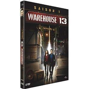 warehouse 13 entrep t 13 saison 1 en streaming. Black Bedroom Furniture Sets. Home Design Ideas