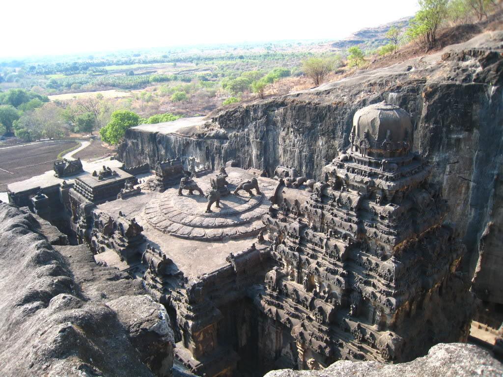 Kailasa temple