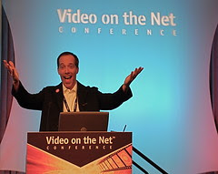 Steve at Video on the Net