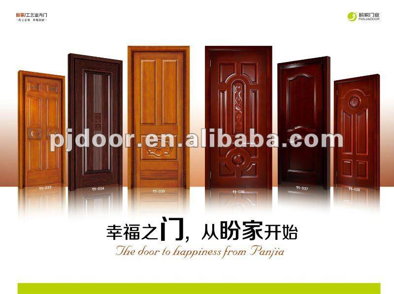 Oval frame bedroom door designs YHWE-123 With ISO.CE - bedroom ...
