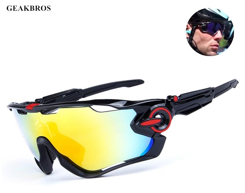 8a45c25cd Comprar 5 Lente Polarizada Óculos De Ciclismo Ao Ar Livre Esportes Sol Dos  Homens UV400 Disjuntor MTB Bicicleta Baratas Online Preço |  doublepenetrationxxx