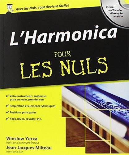 Telecharger Des Livres PDF Gratuits: L'Harmonica pour les nuls (1CD) gratuit