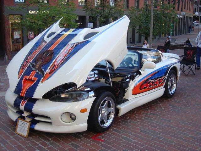 Carros legendários