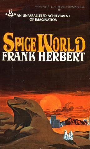 Frank Herbert: Dune Reader Submission: Title and Redesign by Rentz Leinbach.