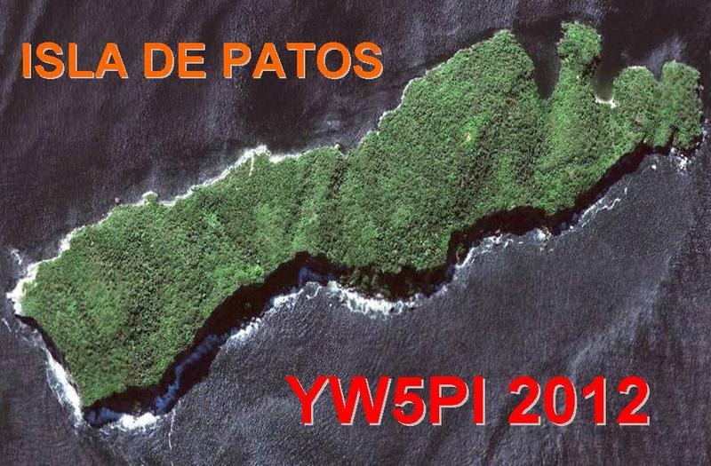 Patos Island YW5PI