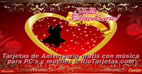 Tarjetas De Aniversario Postales De Feliz Aniversario Rio Tarjetas