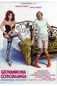 Giovannona Coscialunga disonorata con onore online videa letöltés uhd dvd 1973
