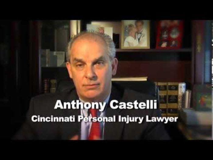 Anthony Castelli of the Law Office of Anthony D. Castelli  How To win Personal injury Accident