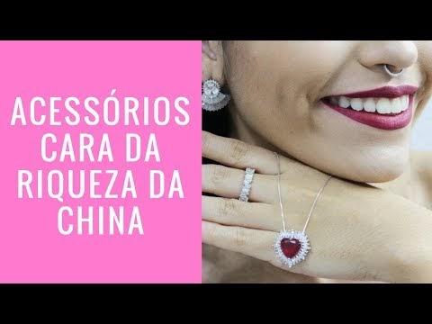 Bijux que parecem semi jóias! - #AliExpress10