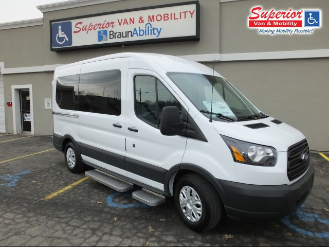 New Ford Wheelchair Vans For Sale Blvd Com