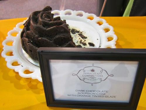 Bourbon Cake