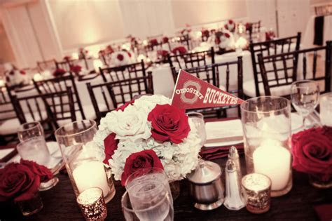 An Elegant Red Sports Themed Wedding   Glamour & Grace