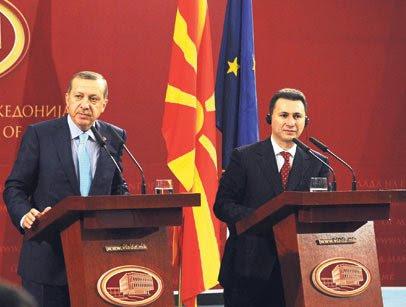 Εντείνεται η συνεργασία Τουρκικού και Σκοπιανού Λόμπι,