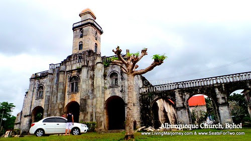 Alburquerque Church in Bohol