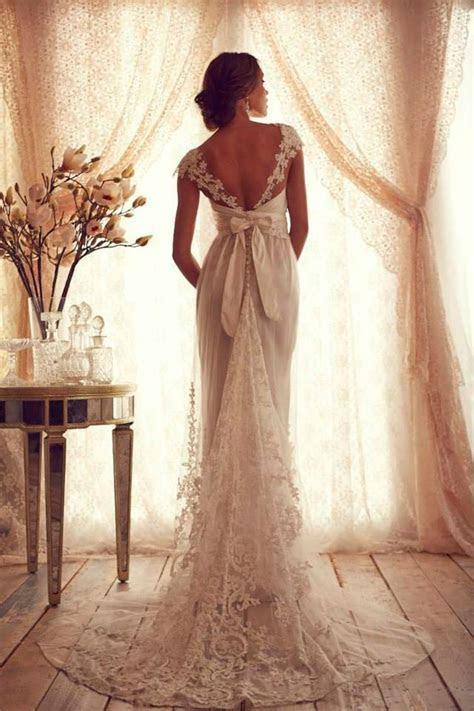 Stunning Wedding Dresses by Anna Campbell 2013   Wedding