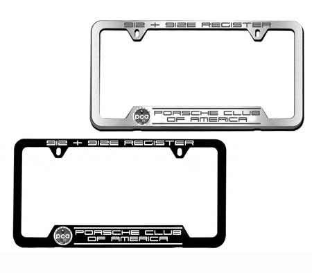 Our New Pca 912 912e Register License Frame Will Look