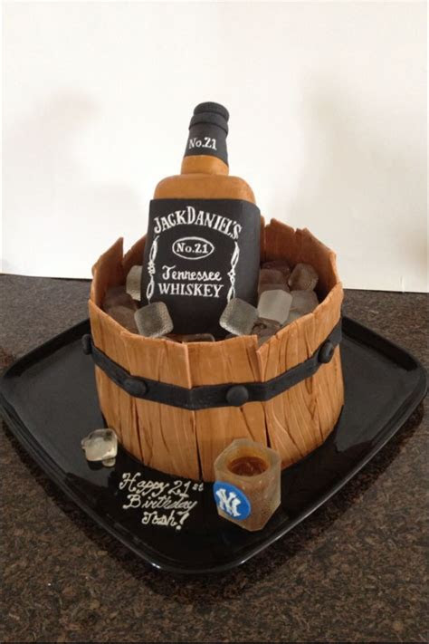 Jack Daniels Birthday Cake Design Ideas 87211   Jack Daniels