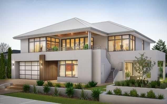 Foto Desain Rumah Minimalis Mewah
