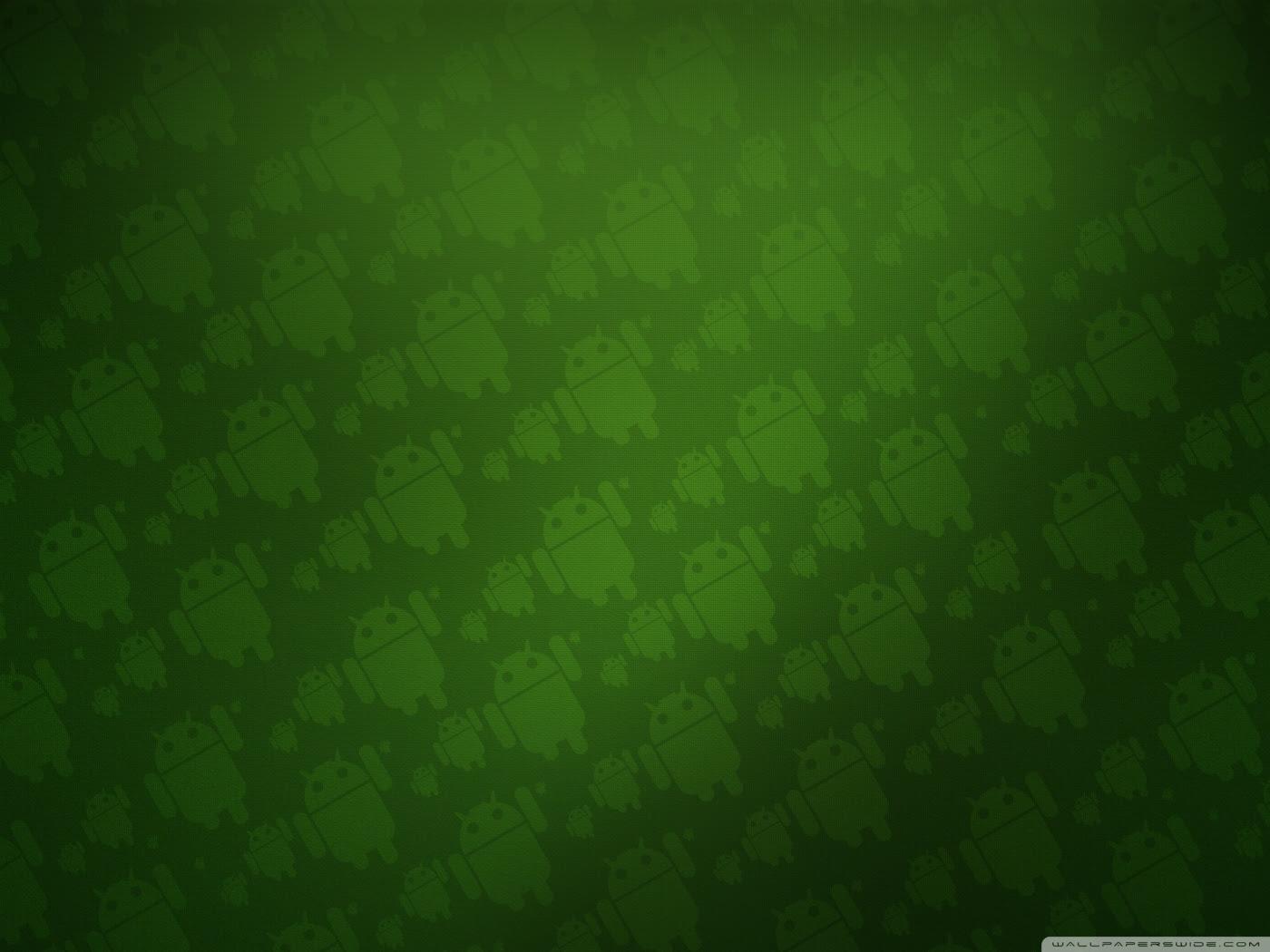 Android Green Background HD Desktop Wallpaper High Definition