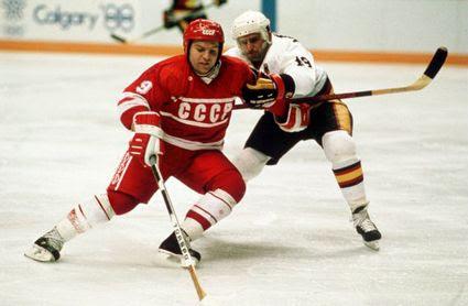 Krutov 1988 Olympics, Krutov 1988 Olympics