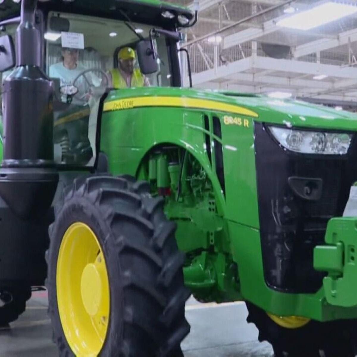 Deere workers prepare for strike after rejecting contract