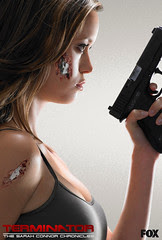 Summer Glau as 'Cameron' in TERMINATOR: THE SARAH CONNOR CHRONICLES [click to enlarge]