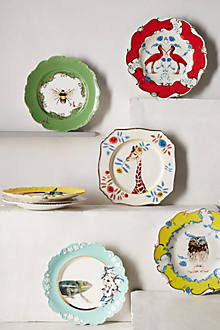 Natural World Dessert Plates