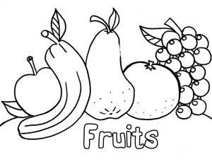1 Sınıf Boyama Kağıtları Etkinlikleri Gökkuşağı şato Ve Meyveler