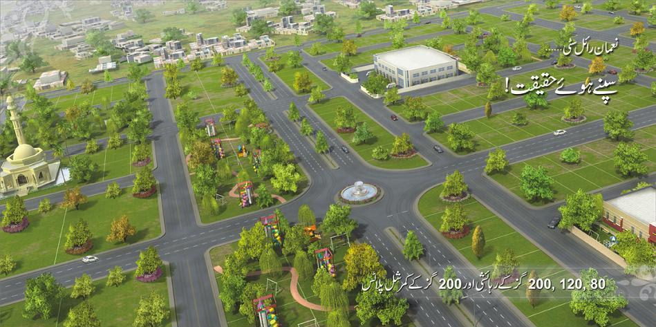Noman Royal City Karachi Fjtown