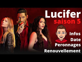 Lucifer saison 5 netflix