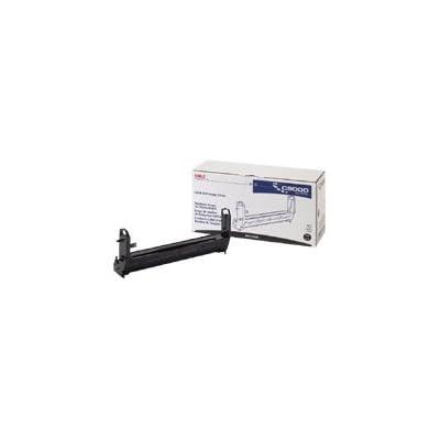Okidata 41514708 Black Laser Toner Image Drum, Works for C9200, C9200dxn, C9200n, C9400