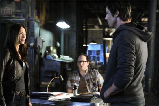 Photo Austin Basis, Jay Ryan (III), Kristin Kreuk