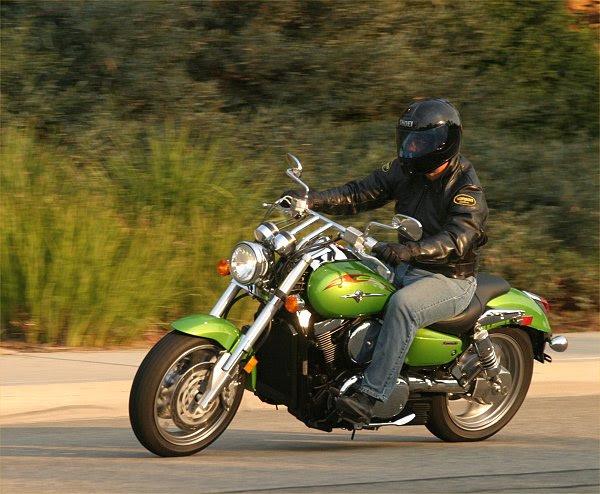 2004 Kawasaki 1600 Mean Streak Md Ride Review