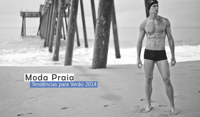 Moda Praia para homens 2014 HQSC