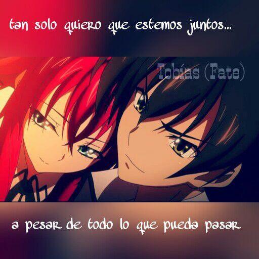 Unas Cuantas Frases De Amor Anime Amino