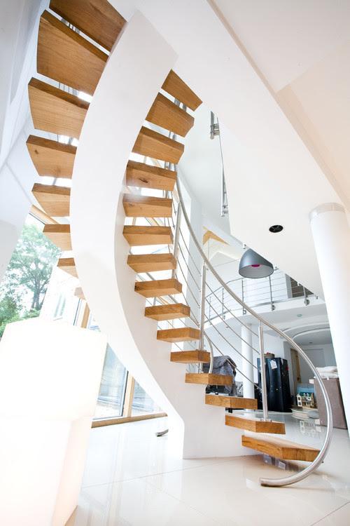 Dise o de escaleras 44 tecno haus - Escaleras de diseno ...