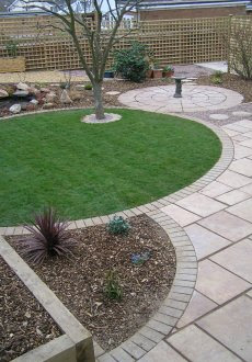 Hard landscaping ideas for Hard landscaping ideas