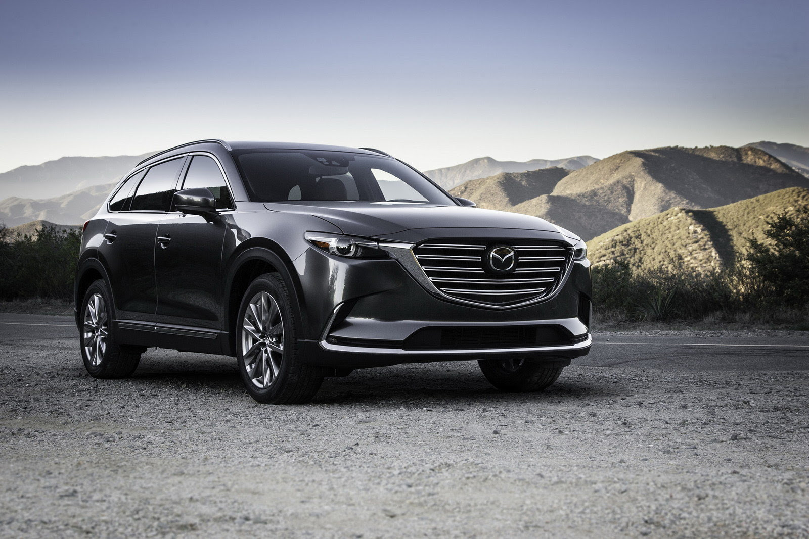 2017 Mazda CX-9 - Picture 656347 | car review @ Top Speed