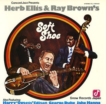 ELLIS, HERB & RAY BROWN'S soft shoe
