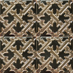 ASK 5712 Portuguese enameled cuenca tiles