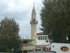 minaret in hania