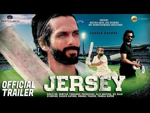 Jersey | 21 Interesting Facts|- Shahid Kapoor | Mrunal Thakur | Pankaj Kapur